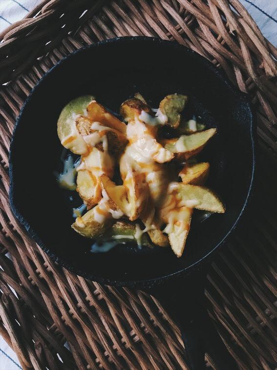ポテトオーブン焼き