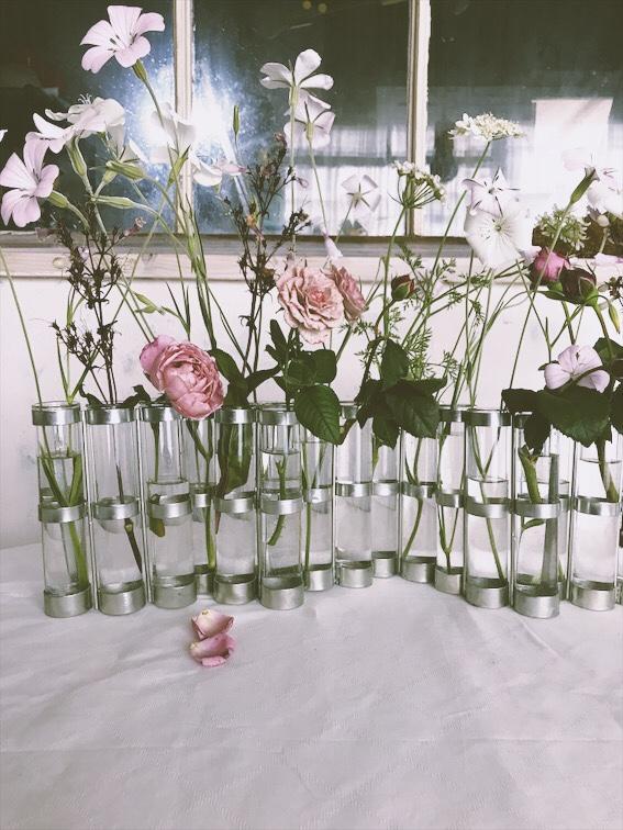 四月の花器