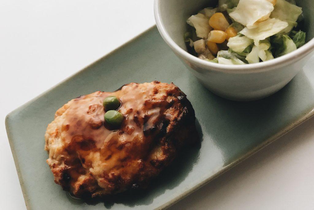 萬古焼の蕎麦猪口と長皿